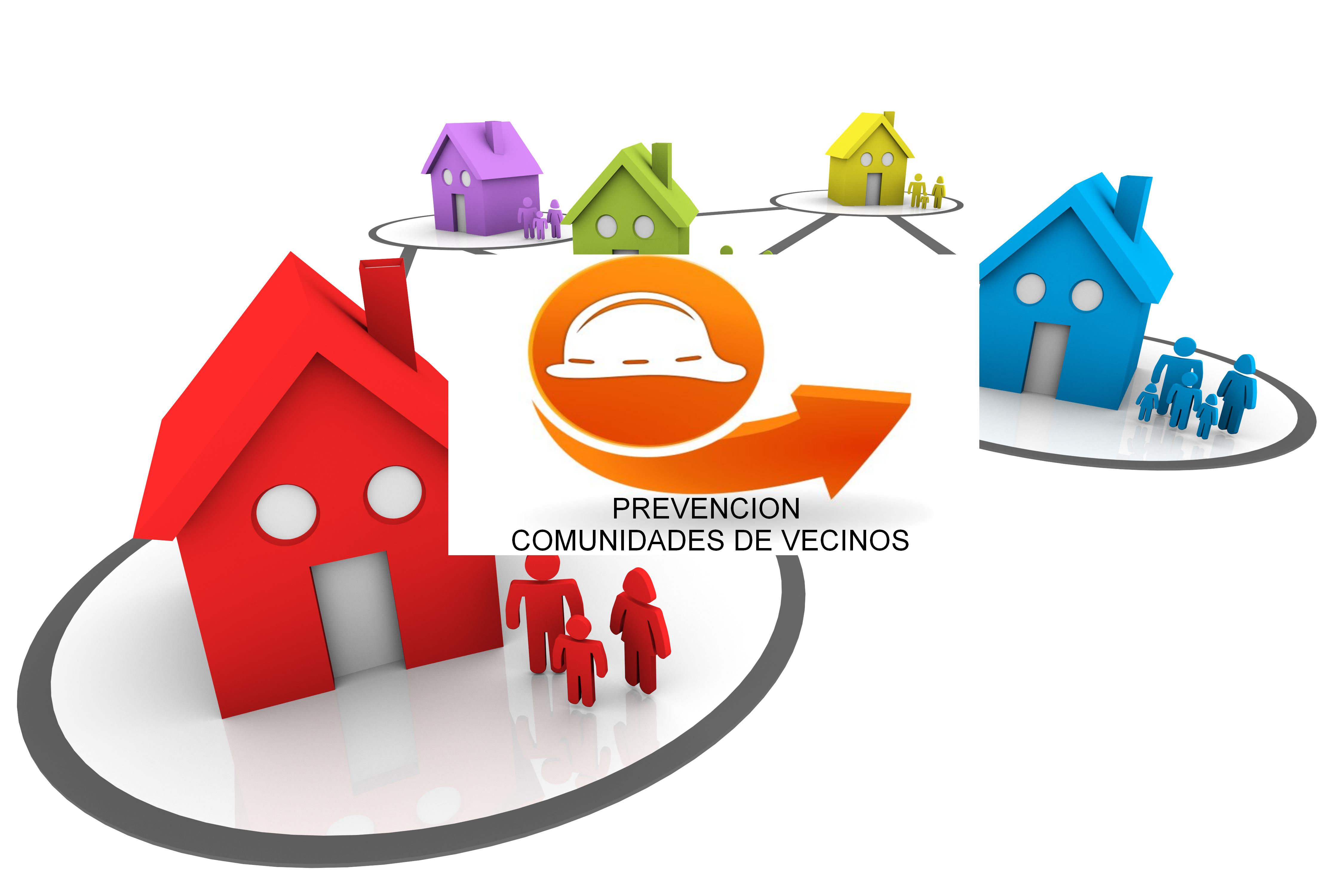 PREVENCION COMUNIDADES DE VECINOS