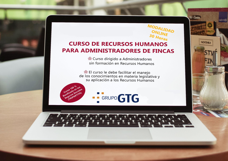 CURSO RECURSO HUMANOS PARA ADMINISTRADORES DE FINCAS