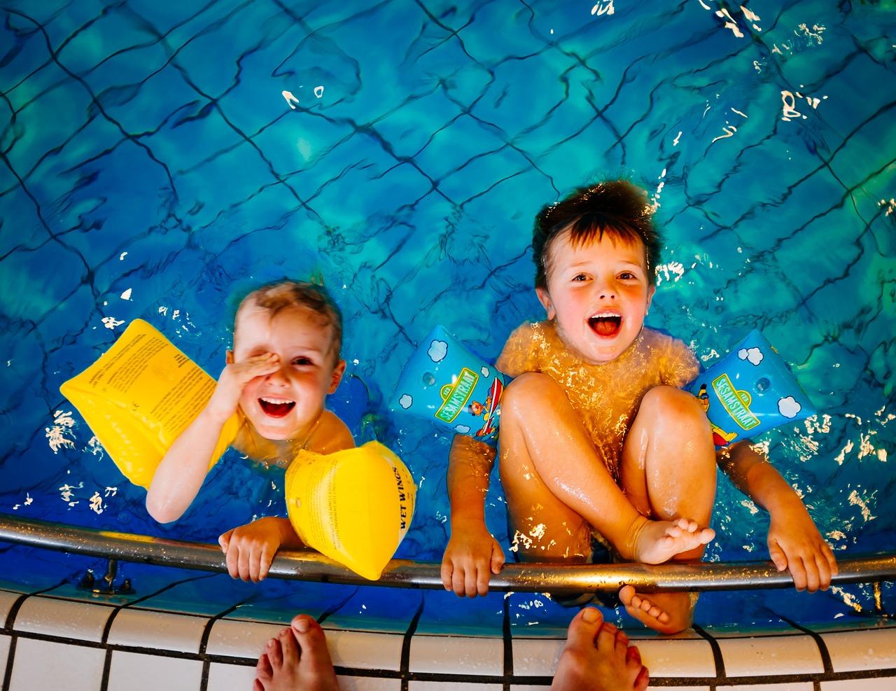 prevenir accidentes en piscinas
