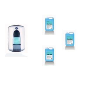 pack gel hidroalcohólico para administradores de fincas