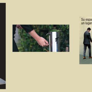 dosificador pedal para administradores de fincas