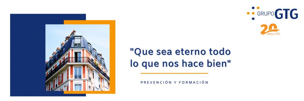 prevención y formación